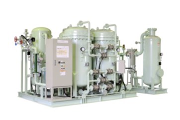 PSA式窒素ガス発生装置
