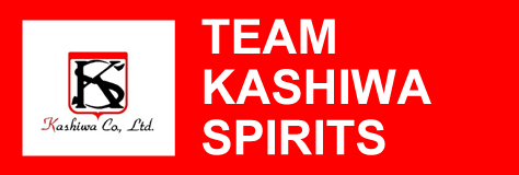 team kashiwa spiritsへのリンク